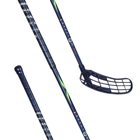 Quest1 X-Shaft Kickzone Tipcurve 3° Navy Blue