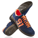 91 Navy/Orange
